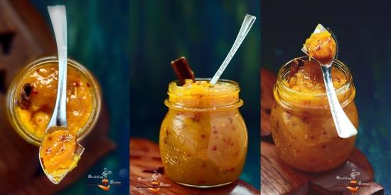 манговый джем